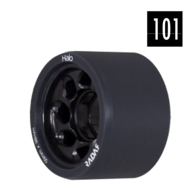 Radar Halo Wheels 101A - 4 pack