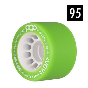 pop green indorr wheels