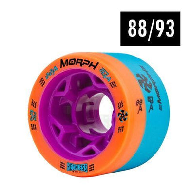 Reckless Morph Wheels 88/93A - 4 pack