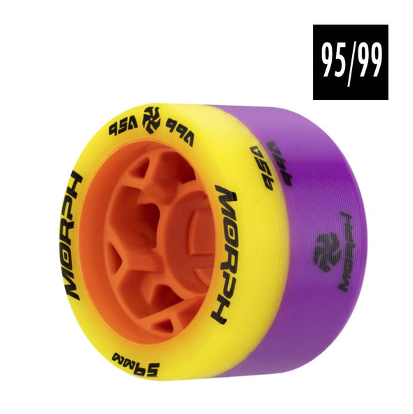 Reckless Morph Wheels 95/99A - 4 pack