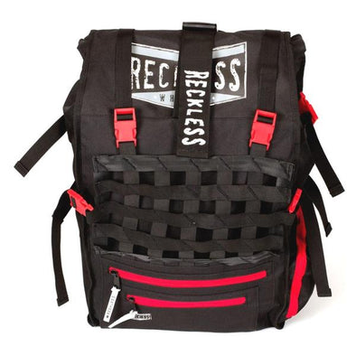 antik red skate bag