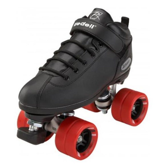 DERBY SPEED BLACK ROLLER SKATE