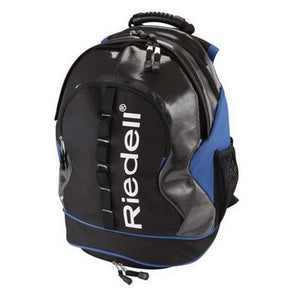 black blue skate bag