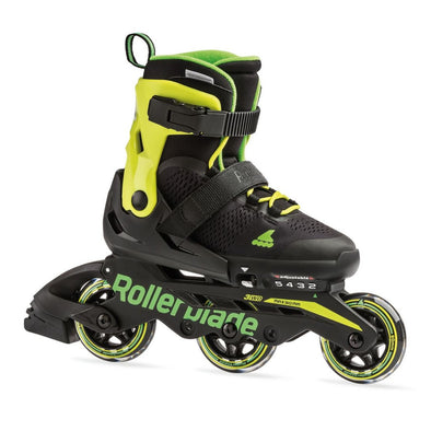 KIDS ADJUSTABLE 80MM 3WD TRI SKATES