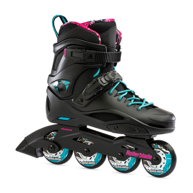 Rollerblade Cruiser W Black/Aqua Inlines - Coming Soon