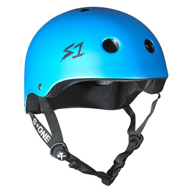 blue skate bike helmet s1