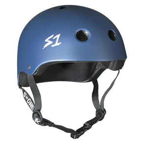 blue skate bike helmet certified