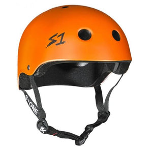 s1 lifer helmet orange