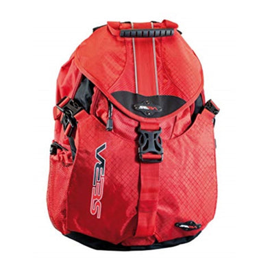 Seba Small Skate Red Backpack