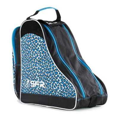 SFR Blue Leopard Skate Bag