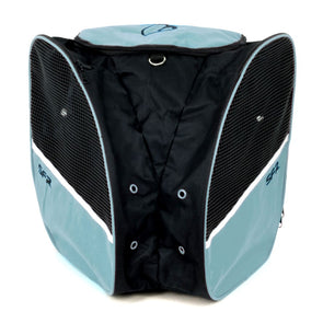 blue rollerblade bag