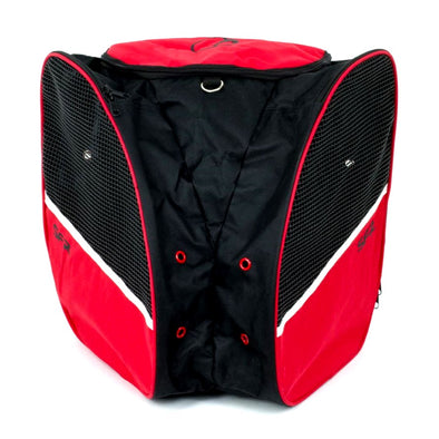 SFR Inline Skate Backpack Red