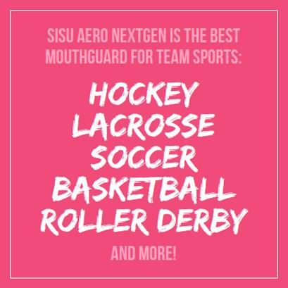 roller derby lacrosse soccer mouthguard