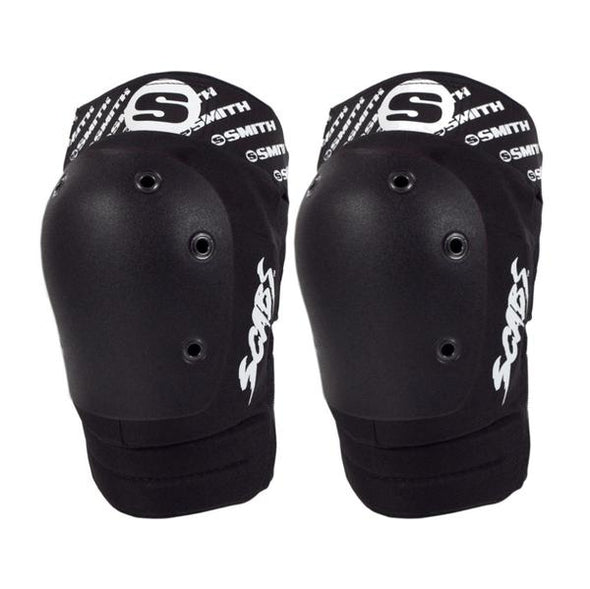 black proffesional knee pads
