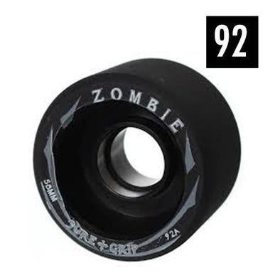 zombie black speed derby wheels
