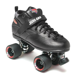 rebel black rollerskates