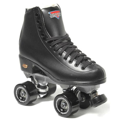 black roller skates high top