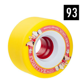 YELLOW SKATE WHEELS