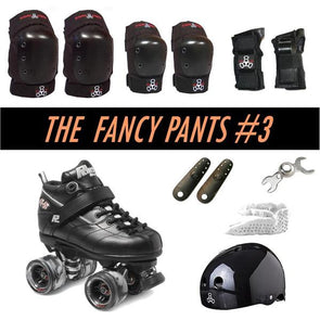 roller derby fresh meat pack