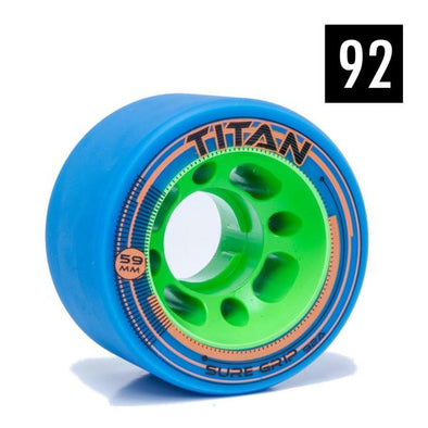 Titan Wheels blue