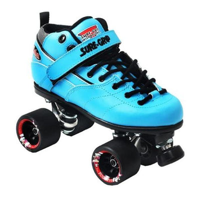 Sure-Grip Rebel Blue Skates