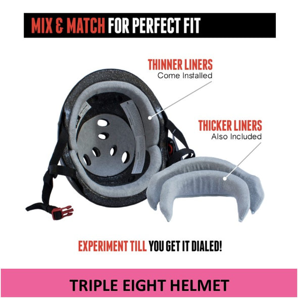 certified sweatsaver bike helmets