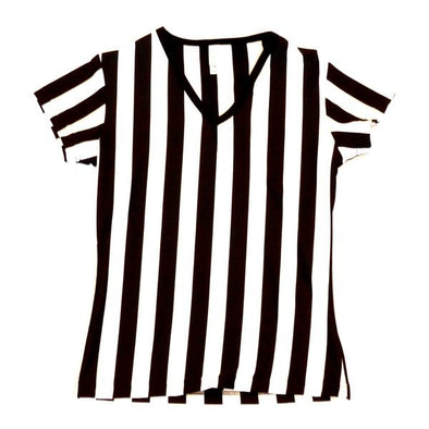 womans ref shirt tee