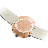 Agelocer Ladies Moon Phases Watches Rose Gold Quartz Watches 6504D6