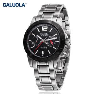 Caluola Business Watch Automatic Men PVD Watch Fashion Watch CA1068