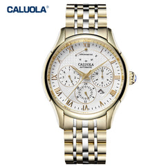 Caluola Fashion Automatic Watch Business Men Watch CA1149