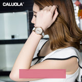 Caluola Women Watch Automatic Diamond Business Fashion Watch CA1206ML