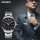 Caluola Business Watch Automatic Date Men Watch Fashion Watch CA1069MM