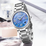 Reef Tiger Top Brand Luxury Women Automatic Watch Ladies Steel MOP Dial Watches RGA1595