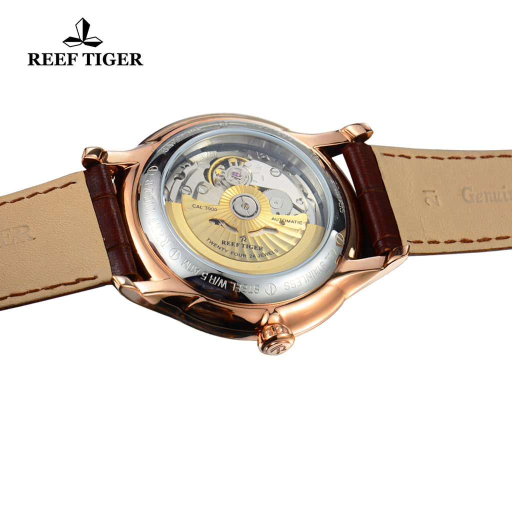 Reef Automatic Pbb Rga1639 Tiger Tourbillon Watches Skeleton Analog yvnwPm80NO