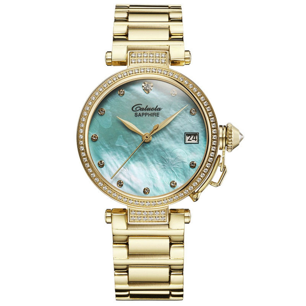 Caluola Women Watch Automatic Business Fashion Watch 1173
