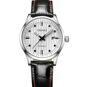 Caluola Fashion Watch Automatic Date For Men Luminous CA1044M1