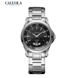 Caluola Fashion Quartz Watch with Date Men Watches Sports CA1006GL