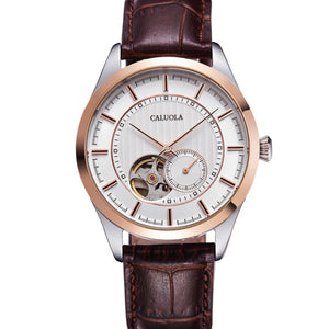 Caluola Automatic Watch Tourbillon Watch Business Men Watch CA1123M