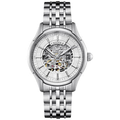 Caluola Fashion Watch Automatic Watch Skeleton Men Watch CA1154M