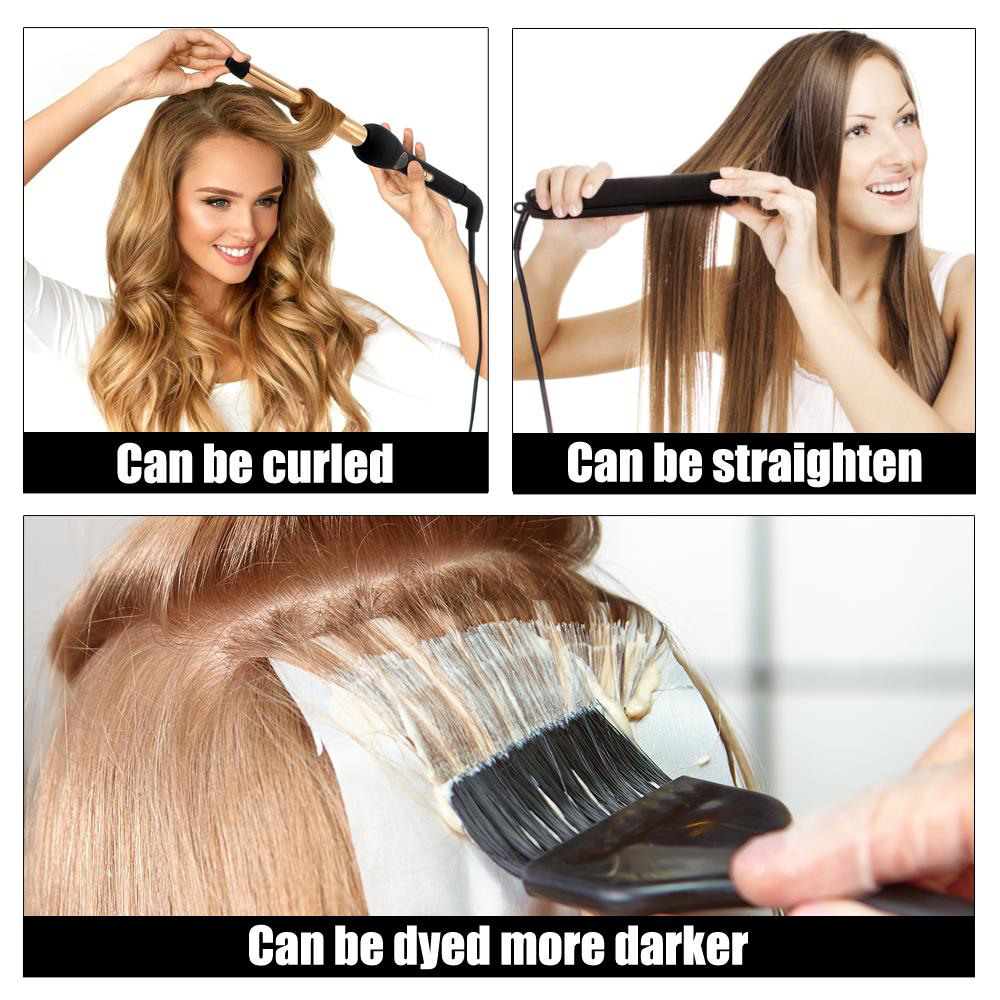 how to strighten/ curled your hair