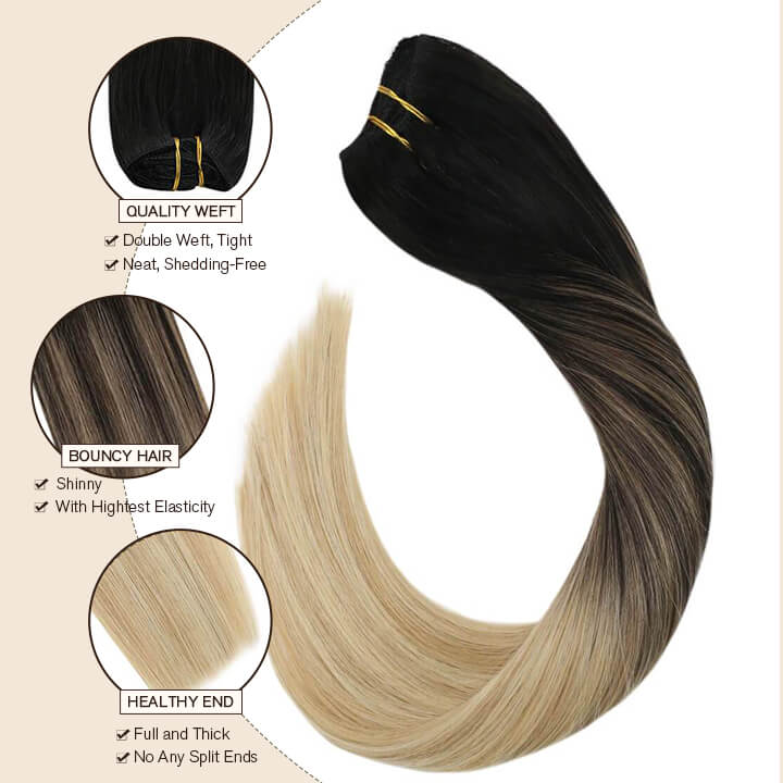 clip in hair extensions best clip