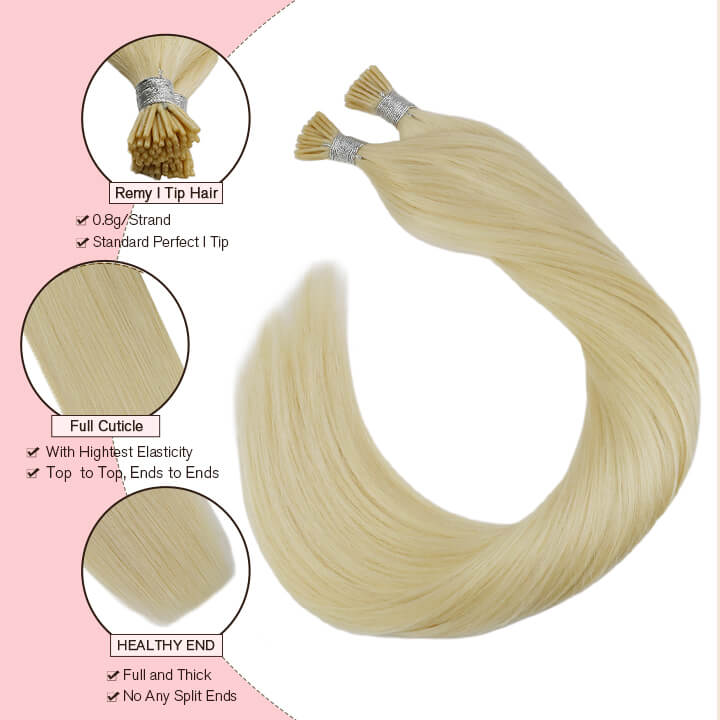 613 i tip hair extensions