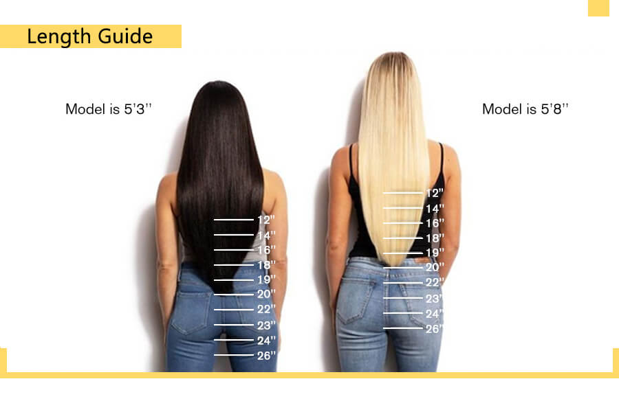 Length Guide choose suitable length