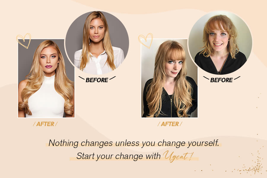 ugeat change yourself for better