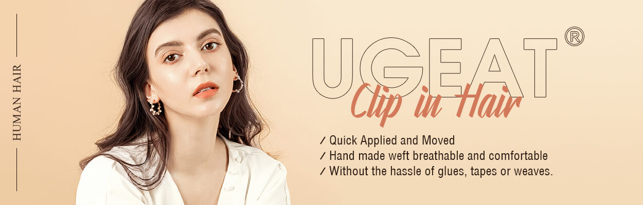 Shop Ugeat Clip in Hair Extension
