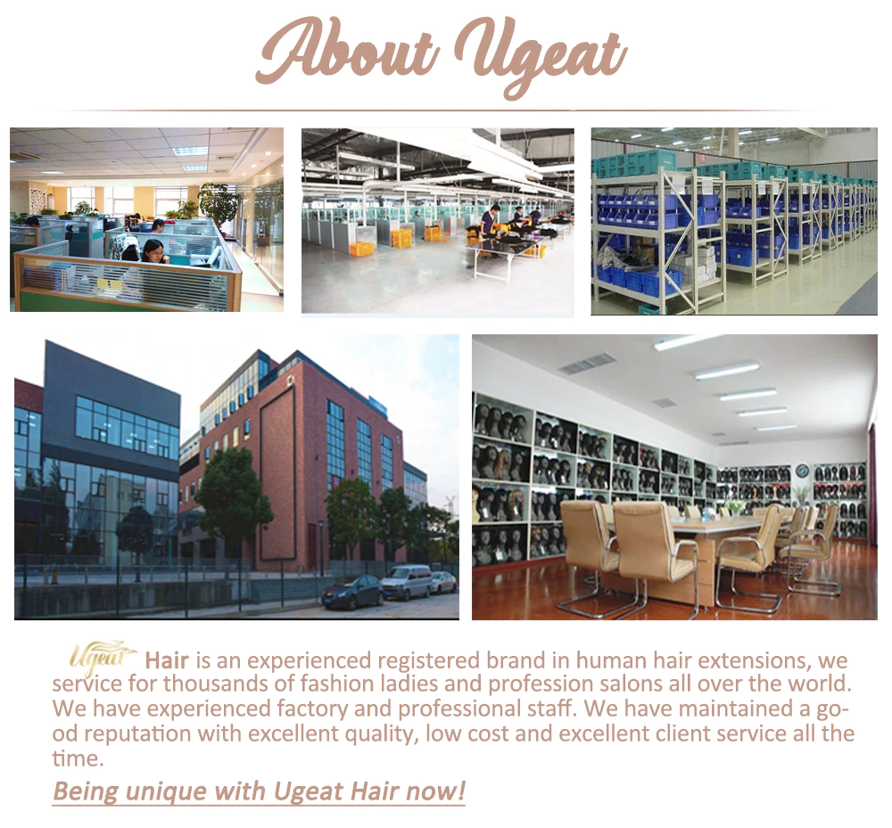 What is Ugeat Factory looks like?