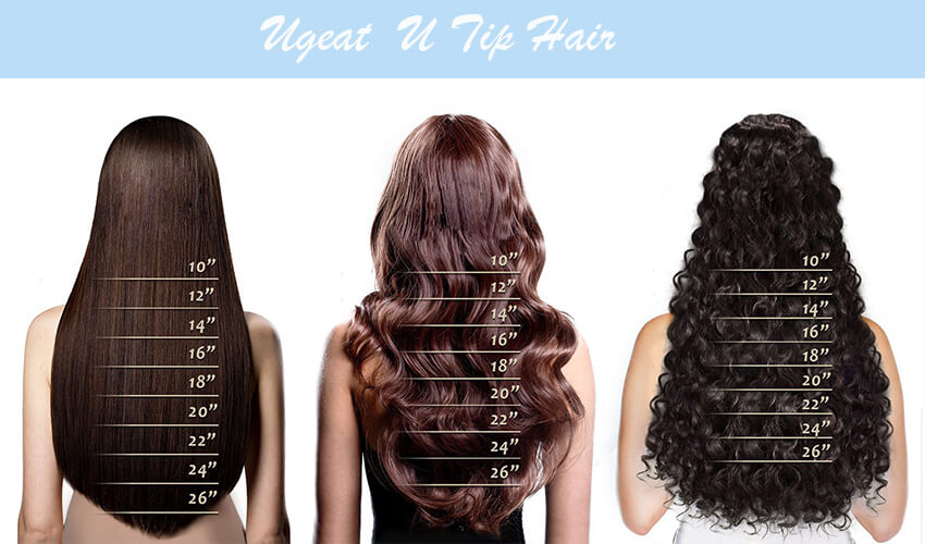 choose the length of your hair