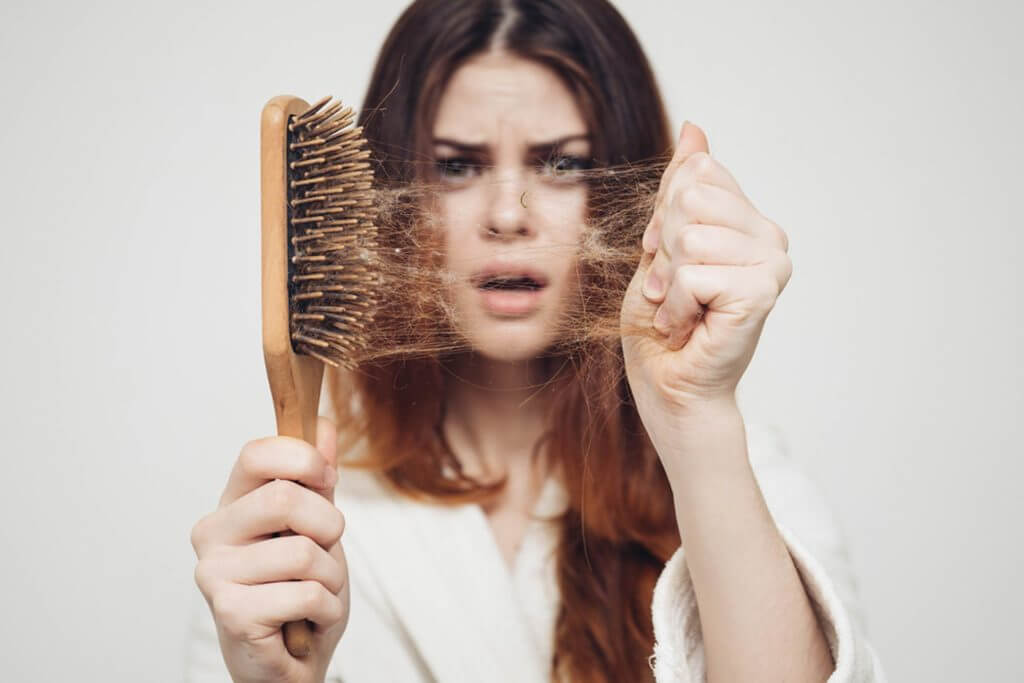 how to avoid my hair shedding