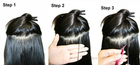 More about hair extensions ugeathair pre bonded hair extensions solutioingenieria Images