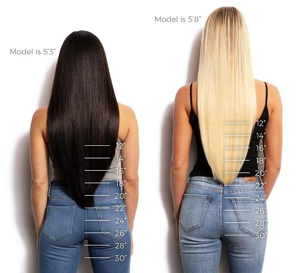 Length selection for people of different heights